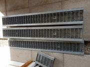 Drainagegitter für Terrasse Balkon