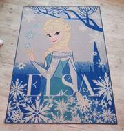 Frozen Teppich Elsa