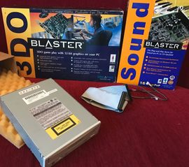 Bild 4 - Creative Labs 3DO Blaster boxedunused - Karlsruhe Innenstadt-Ost
