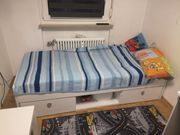 Jugendzimmer Bett