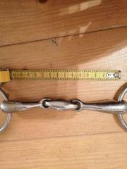 Gebiss 14 5cm Silk Steel