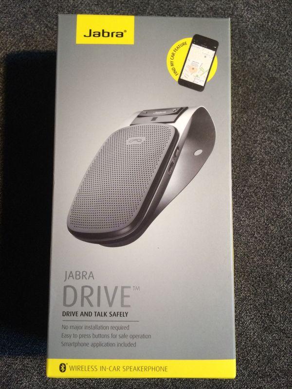 Wireless in- car speakerphone