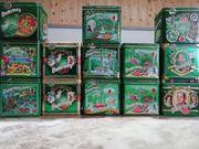 Underberg Sammelbüchsen zu verkaufen