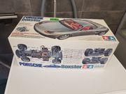 Porsche Boxster Modell Bausatz