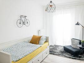 Schöne möblierte Wohnung nähe Bahnhof: Kleinanzeigen aus Mannheim Schwetzingervorstadt - Rubrik Vermietung 1-Zimmer-Wohnungen