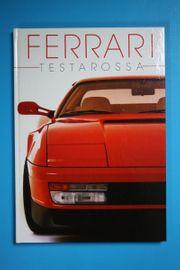 Ferrari Testarossa - Bildband - Buch - Brian Laban