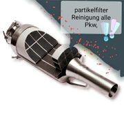 Partikelfilter Reinigung für alle fahrzeuge
