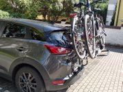 Heckklappen-Fahrradträger Menabo Stand Up 3 -