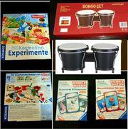 TipToi - Kosmolino - Trommel Bongo - Spielzeug -