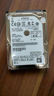 Verkaufe 750 GB 2 5
