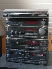 Technics Stereo-Anlage