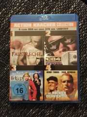 Action Kracher Collection - 4 Filme Box