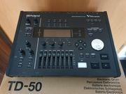 Roland TD 50 E-drum Schlagzeug