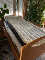 Krankenbett Pflegebett - Zustellung möglich