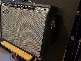 Bild 4 - 65 Fender Twin Reverb 85 - Mannheim