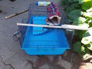 Hamsterkäfig - gebraucht aber erhalten