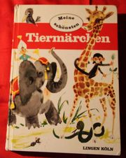 Meine schönsten Tiermärchen - Lingen Verlag