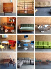 Ankauf Möbel Sofa Sessel Sideboard