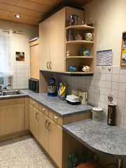 Küche ALNO Taigabirke Nachbildung