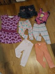 Mädchen Kleidung Klamotten 92-110