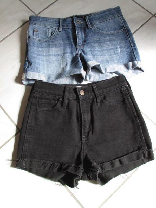 Jeans Short Gr XS von