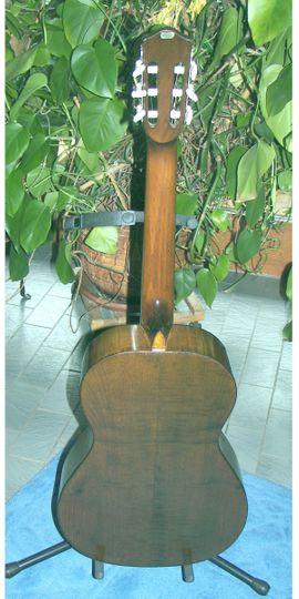 Bild 4 - Verkaufe schöne 3 4 Konzertgitarre - Schotten
