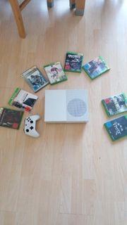 x Box one mit spiele