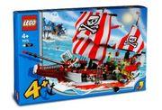 LEGO 4JUNIORS 7075 - Großes Piratenschiff