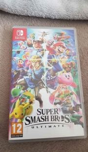 smash Bross ultimate