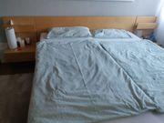 Malm Doppelbett 180 x 200