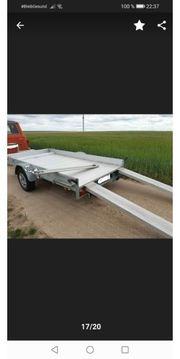 Autotransport Anhänger 1200 Kilo