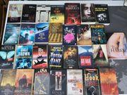 Verschiedene Romane Büchersammlung zvk