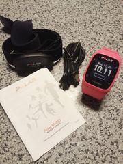 Polar M400 GPS pink HR