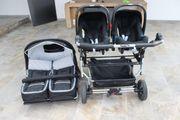 Hartan Zwilling ZX II - Kinderwagen