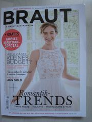 NEU - Magazin BRAUT Bräutigam plus