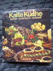 Kochbuch Kalte Küche 1975