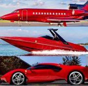 SUCHE Ferrari