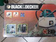 Black Decker GSC500 Akku Gartenspritze