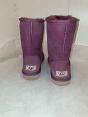 Ugg boots lila Beere wie
