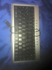 USB Tastatur Keyboard Deutsch KL-668