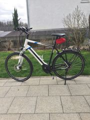 E-Trekking Bike Pegasus Premuim Evo