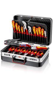 KNIPEX Werkzeugkoffer 00 21 20