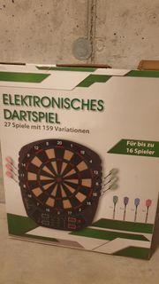 Elektronisches Dartspiel