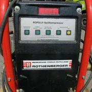 Rothenberger Roplus Spülkompressor 8 bar