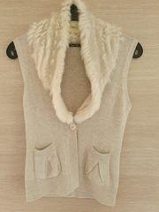 Wollweste gr 34