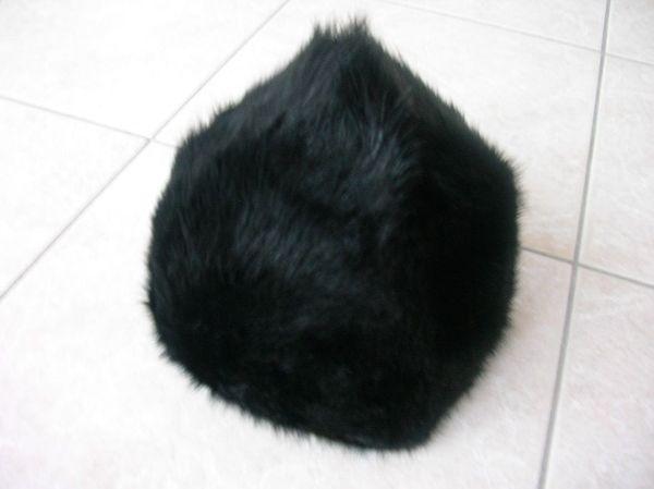 Mütze aus Zobel