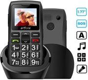 NEU Artfone C1 Seniorenhandy unbenutzt