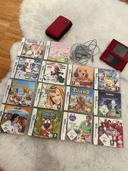 Nintendo Dsi rot und 14