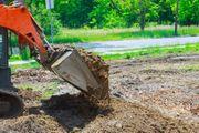 Erdaushub Mutterboden zu verschenken inkl