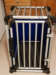 Hundetransportbox v 4pets für mittelgroße